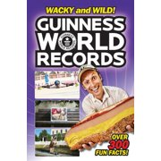 Guinness World Records: Wacky and Wild! - eBook