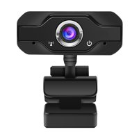 1080P Web Cam HD Camera Webcam with Mic Microphone for Computer PC Laptop Notebook