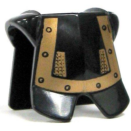 LEGO Castle Armor Black Copper Studs Breastplate [Loose]