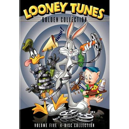 Looney Tunes Classics - Looney Tunes Golden Collection: Volume 5 (DVD)