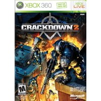Microsoft Crackdown 2 Action/adventure Game - Complete Product - Standard - 1 User - Retail - Xbox 360 - English (c3t00001)