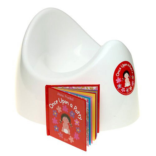 Child Matters - Once Upon a Potty Gift Set, Girl