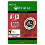 APEX Legends: 1000 Coins, Electronic Arts, Xbox, [Digital Download]