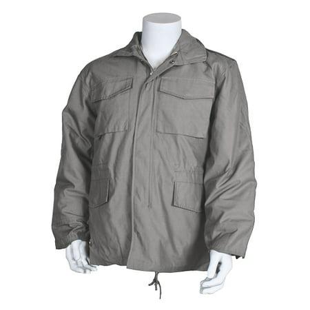 M65 FIELD JACKET W/LINER - GREY - L (Best Field Jacket 2019)