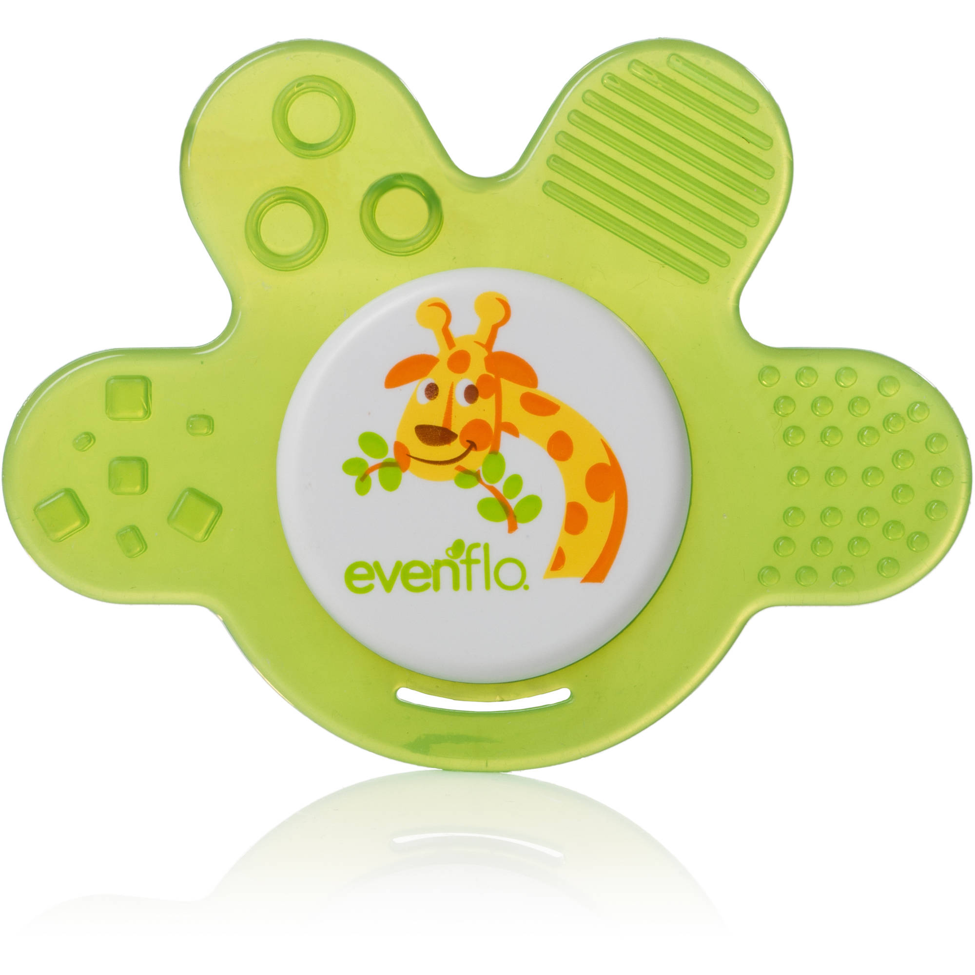 Evenflo Zoo Friends Chewy Soother Paw, BPA-Free