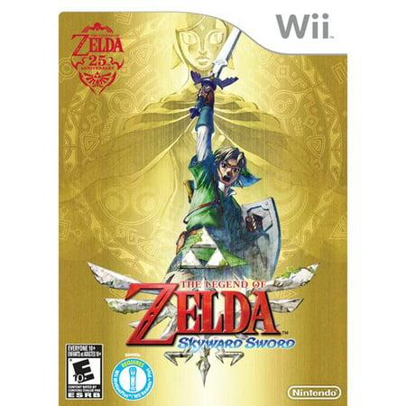 The Legend Of Zelda  Skyward Sword With Music Cd