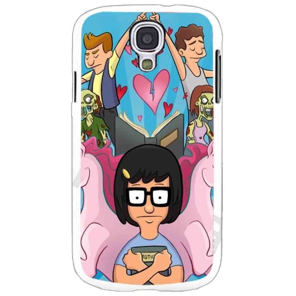 Ganma tina belcher teenage dream cool poster Case For Samsung Galaxy Case (Case For Samsung Galaxy S4 White)