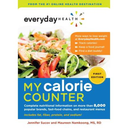 Everyday Health™ My Calorie Counter - eBook
