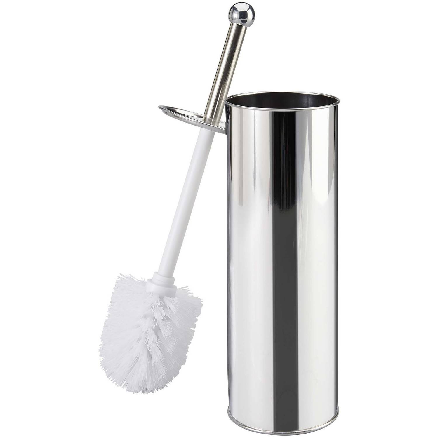 Bath Bliss Toilet Brush Set, Mirror Finish by Kennedy International Inc
