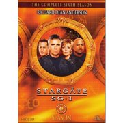 Stargate SG-1: The Complete Sixth Season by METRO-GOLDWYN-MAYER INC