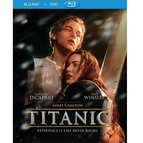 Titanic (Blu-ray + DVD) (With INSTAWATCH) (Widescreen)
