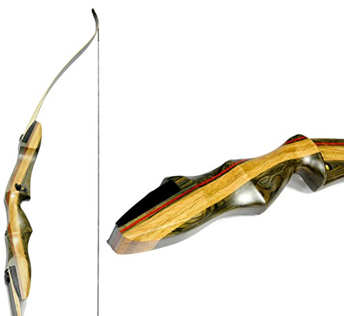 Spyder Takedown Recurve Bow | available with Stringer Too...