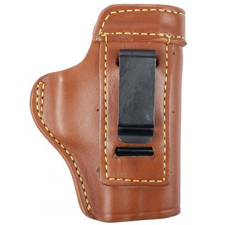 Gould & Goodrich Concealment Inside Trouser Holster, Left Hand, Chestnut Brown