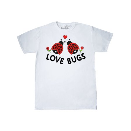 Love Bugs Red Ladybugs Valentine's Day Outfit T-Shirt - Lady Bug Outfit
