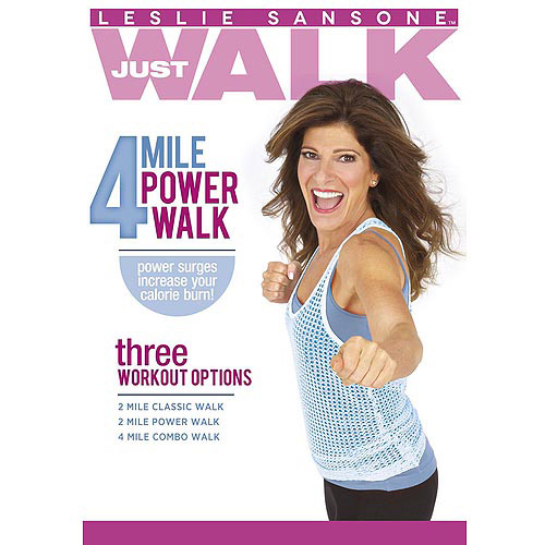 Leslie Sansone: 4 Mile PowerWalk