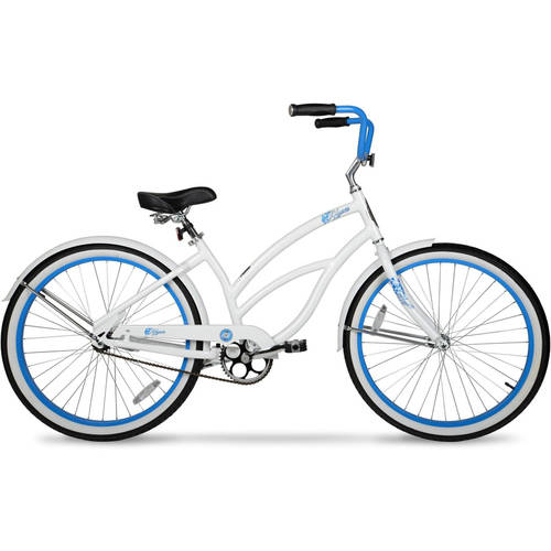 26in Hyper Womens Beach Cruiser Seafoam