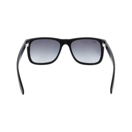 Ray Ban Polarized Justin Rb4165 622 T3 54 Black Rectangle