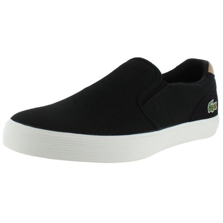 2885cf34fb Lacoste Jouer Men's Canvas Slip On Sneakers Shoes