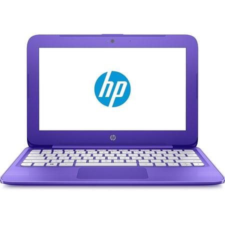 """Refurbished - HP Stream 11-Y020WM 11.6"""" Laptop Intel Celeron N3060 1.6GHz 4GB 32GB eMMC Win10"""
