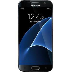 Samsung Galaxy S7 Unlocked 32GB GSM and CDMA Smartphone, Black Onyx by Samsung