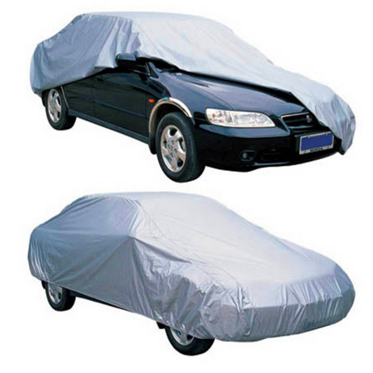 Waterproof Large Size Car Cover Outdoor Sun Uv Snow Dust Rain Resistant Protection Car Sun Shield