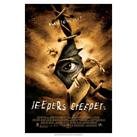 Jeepers Creepers (2001) 11x17 Movie Poster](Jeepers Creeper Mask)