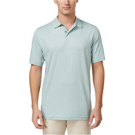 Tasso Elba Mens Grand Harvest Rugby Polo Shirt