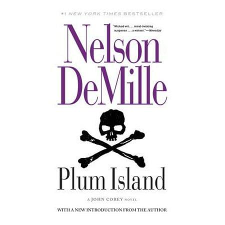 Plum Island (Nelson Demille John Corey Novels In Order)