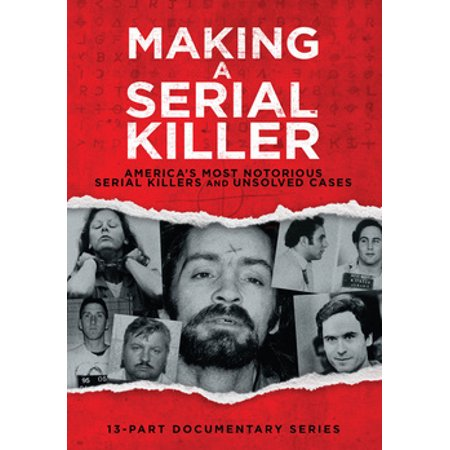 Making a Serial Killer (DVD) - Scary Serial Killer Movies