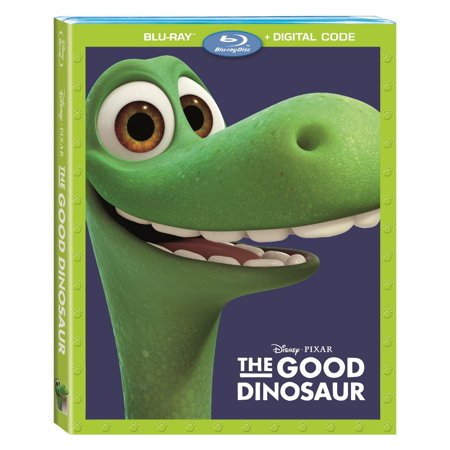 The Good Dinosaur Blu-ray + Digital Code - The Dinosaur Place Coupons
