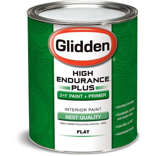 Glidden Battleship Grey Flat Porch And Floor 1 Gallon