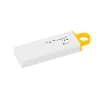 Kingston DataTraveler G4 8GB USB Flash Drive (1 Gb Attach Usb)