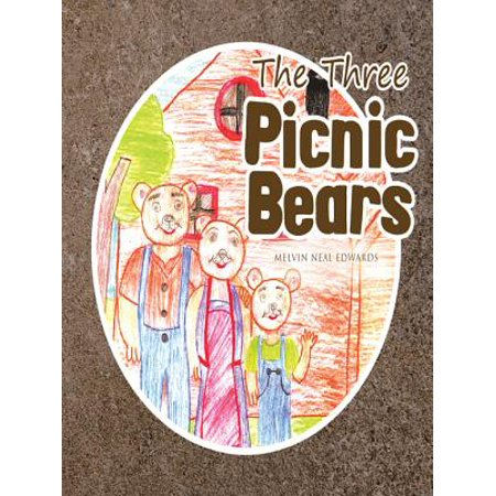 The Three Picnic Bears - eBook - A Bears Picnic