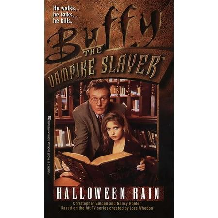 Will It Rain On Halloween (Halloween Rain - eBook)