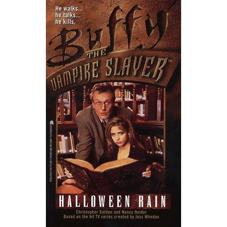 Halloween Rain - eBook