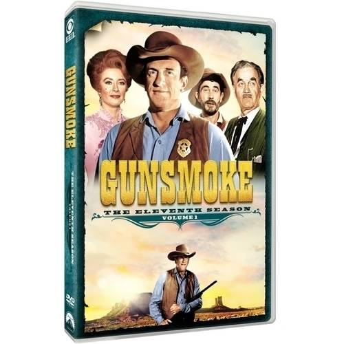 Gunsmoke: Eleventh Season - Volume One (Full Frame)