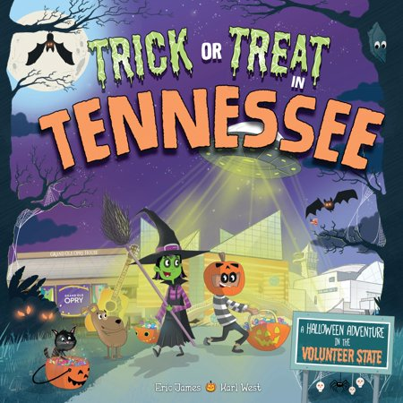 Halloween Treats For School Pinterest (Trick or Treat in Tennessee : A Halloween Adventure in the Volunteer)