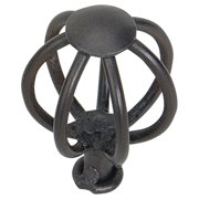 Atlas Homewares Twisted Wire Collection Small Wire Frame Cabinet Knob