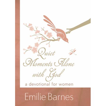 Quiet Moments Alone with God : A Devotional for Women (15 Minutes Alone With God Barnes)