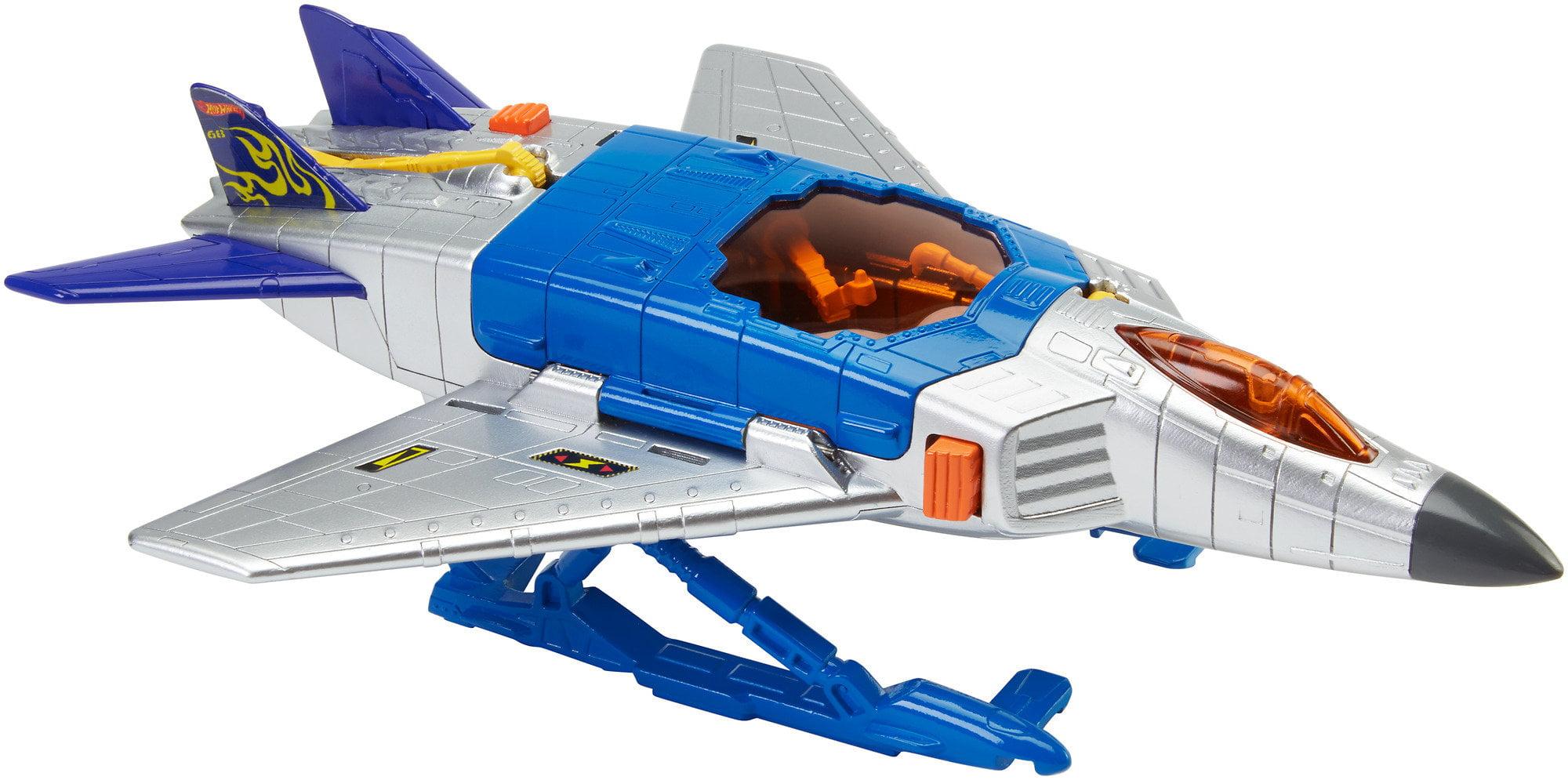 Hot Wheels Jet Fueler Vehicle by Mattel