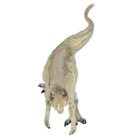 Qiilu Simulation Spinosaurus Modèle Dinosaure Jouet En Plastique Bureau À La Maison Bureau Décor Enfants Cadeau, Modèle De Dinosaure, En Plastique Modèle De Dinosaure - image 5 de 11
