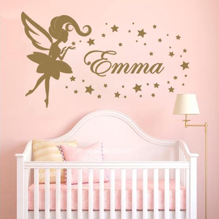 Personality Baby Room Decal House