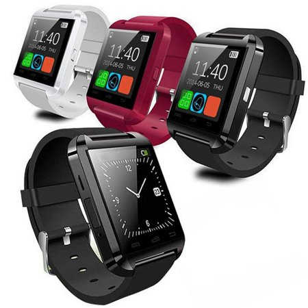 Smart Wrist Watch Phone Camera Card Mate Universal For Smart Phone - image 4 of 8