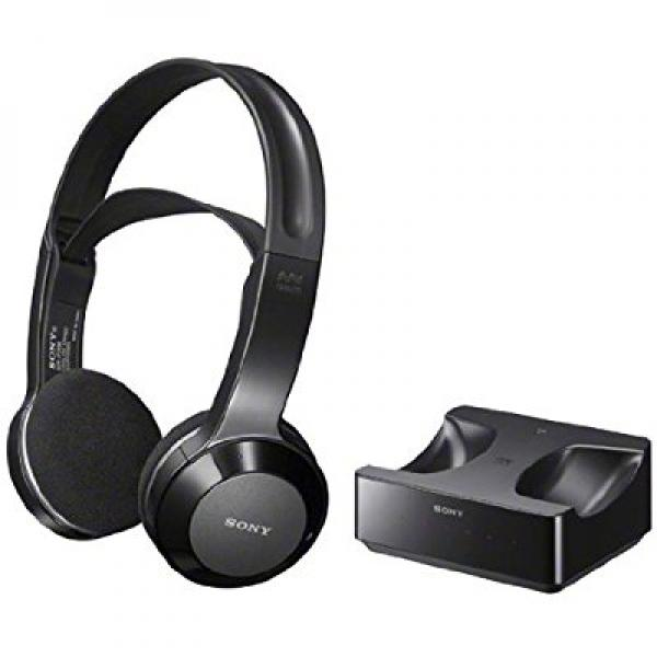 Sony Long Range Wireless Stereo Headphones with Wide Comf...
