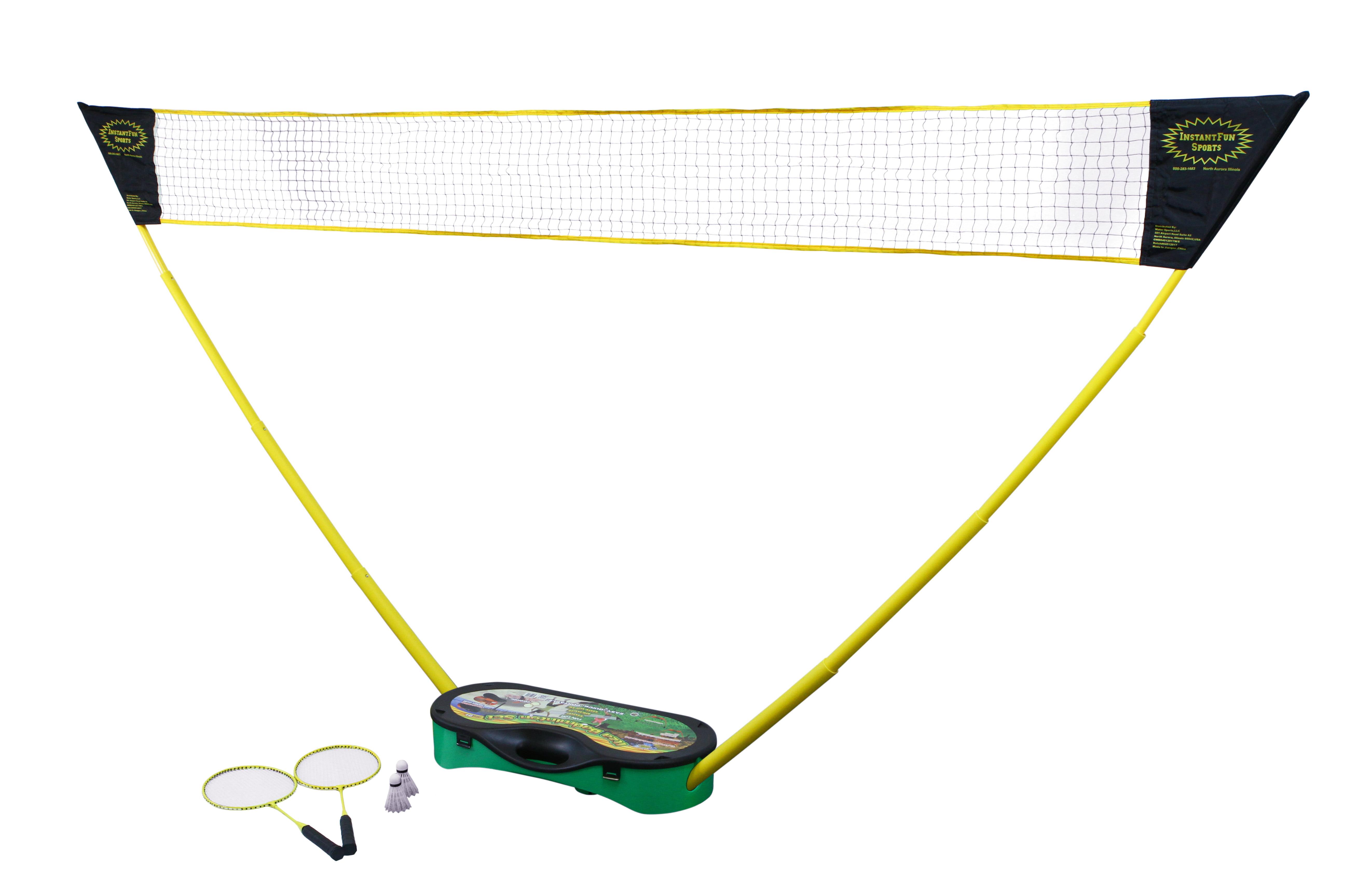 aba6f17db Itza Badminton Set - Walmart.com