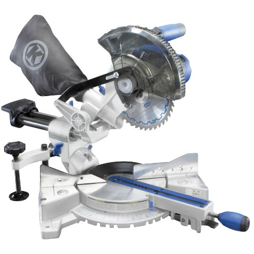 Kobalt 7-1 4-in Sliding Compound Miter Saw by