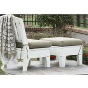 Uwharrie Chair CHBA-00D Chat Back/Leg Rest Cushion - Grade D