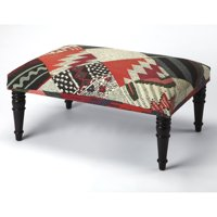 Butler Specialty Lucinda Upholstered Cocktail Ottoman