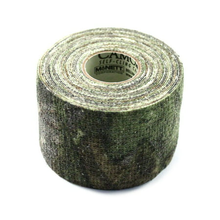 Camo Form Stretch Cling Gun Wrap Outdoor Hunting Fishing - Mossy Oak Obsession