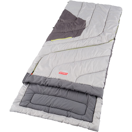 Coleman Adjustable Comfort Big and Tall Sleeping Bag by COLEMAN